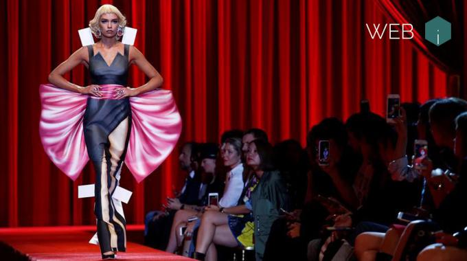 Fashion Italiano, Nuova Esperienza Sensoriale Digitale.